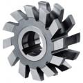 Fréza polkruhová vydutá, DIN 855 A, ISO 3860, ČSN 222230