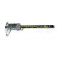 Posuvné meradlo digitálne s hĺbkomerom, aretácia skrutka, DIN 862, ČSN 251236