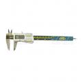 Posuvné meradlo digitálne, do vlhkého prostredia IP 67, aretácia skrutkou, DIN 862, ČSN 251236