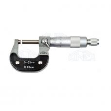 Mikrometer strmeňový, DIN 863, ČSN 251420