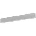 Polotovar noža obdĺžnikového tvaru-Radeco, DIN 4964 D, ČSN 223691, HSS