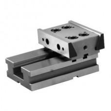 Presný strojný zverák - modul s pevnou čeľusťou, typ 6624