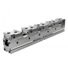 Presný strojný modulárny zverák pre viacnásobne upínanie, typ 6851