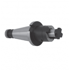 Frézovací trň univerzálny, s priečnou alebo pozdlžnou unášaciou drážkou, DIN 2080, Typ 7332