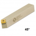 SSDCN nožový držiak na vonkajšie sústruženie s VBD - typ S