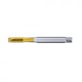 Strojný závitník s priamou drážkou a lámačom, M-metrický závit, DIN371, ISO2(6H), HSSE TiN, (STN 223043)